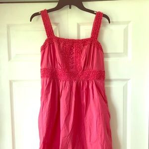 BCBG Summer Dress with Pockets